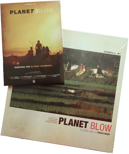 RRD - DVD Planet Blow ''The Dark Lines''
